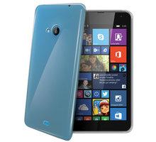CELLY Gelskin pouzdro pro Microsoft Lumia 535, bezbarvá - GELSKIN469