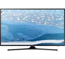 Samsung UE43KU6072 - 108cm + Elektrický gril Sencor v ceně 800 Kč