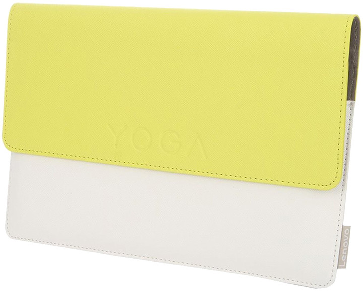 Lenovo pouzdro pro Yoga TAB 3 10, žluto-bílá
