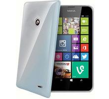 CELLY Gelskin pouzdro pro Nokia Lumia 630, bezbarvé - GELSKIN401