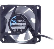 Fractal Design Silent R3 - 60mm, bílá - FD-FAN-SSR3-60-WT