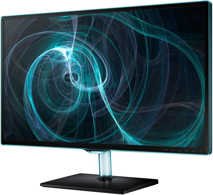 "Samsung SyncMaster T27D390EW - LED monitor 27"""