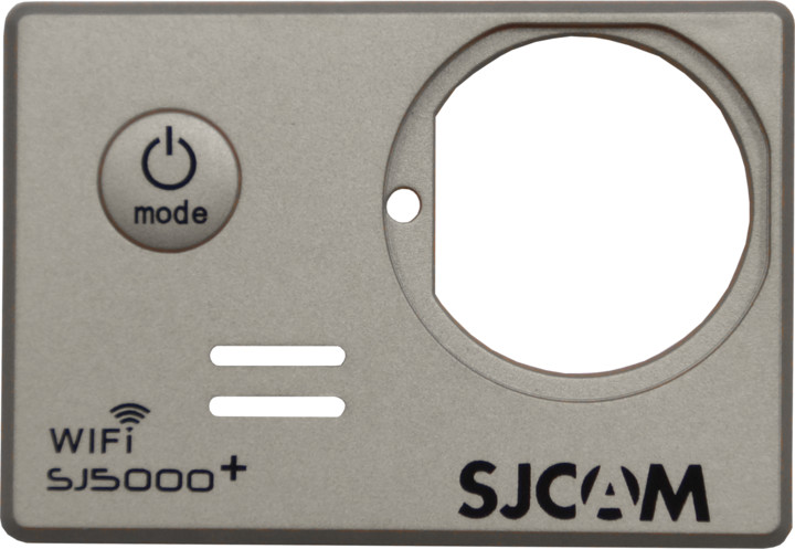 SJCAM ochranný kryt pro SJ5000 Plus, stříbrný