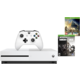 XBOX ONE S, 1TB, bílá + Assassin's Creed: Origins a Rainbow Six: Siege  + Hra RARE Replay v ceně 750 kč