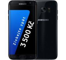 Samsung Galaxy S7 Edge - 32GB, černá - SM-G935FZKAETL