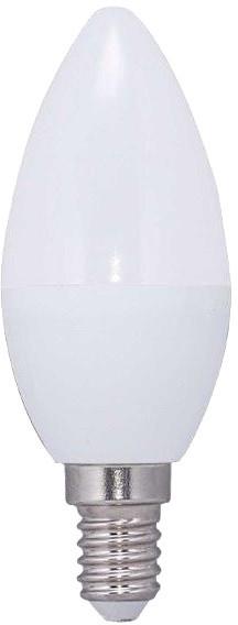 IMMAX ECONOMY E14/230V, C37, 5,5W, teplá bílá, 480lm