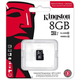 Kingston Industrial Micro SDHC 8GB Class 10 UHS-I