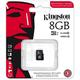 Kingston Industrial Micro SDHC 8GB Class 10 UHS-I