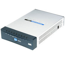 Cisco 10/100 VPN 4-Port Router RV042 - RV042-EU