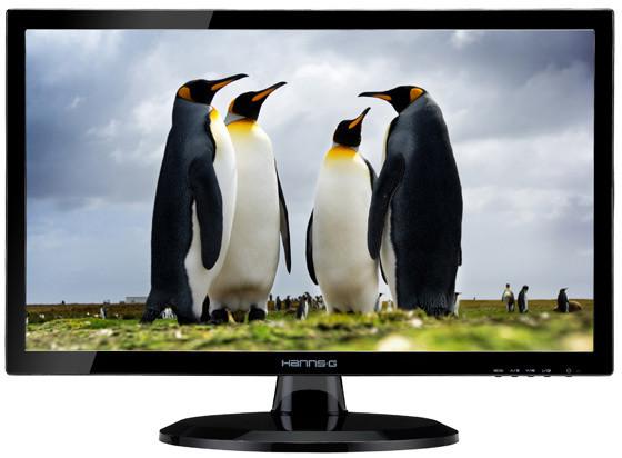 "HANNspree HE247DPB - LED monitor 24"""