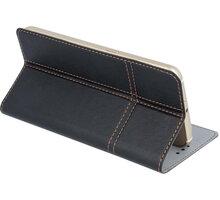 """Forever knížkové pouzdro (smartcase) typ a fold univerzální 4,8-5"""" - černé - LCSSMUN-A5BK"""