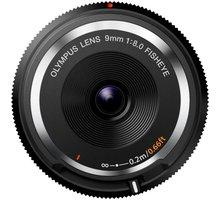 Olympus BCL-0980, 9mm F8, černá - V325040BW000