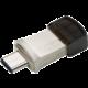 Transcend JetFlash 890 - 64GB, stříbrná