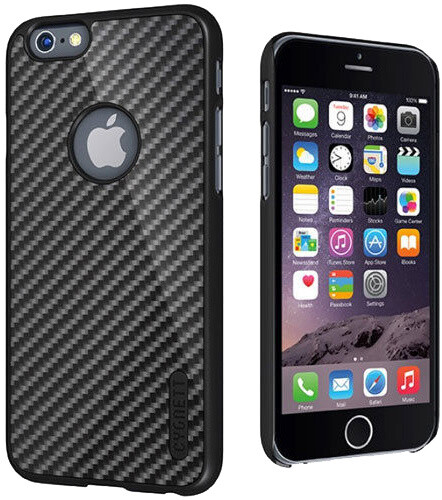 Cygnett pouzdro Urban Shield pro iPhone 6 Plus - Carbon Fiber