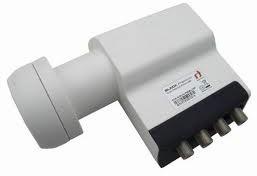 LNB konvertor Inverto Black Premium Quad 0,2 dB
