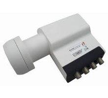 LNB konvertor Inverto Black Premium Quad 0,2 dB - KOINPREMQDX
