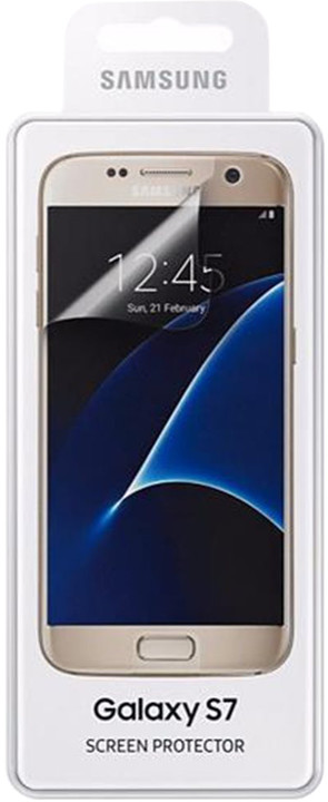Samsung folie ET-FG935CTEGWW pro Galaxy S7 Edge
