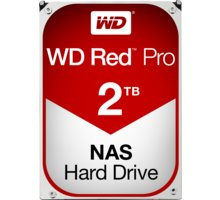 WD Red Pro - 2TB - WD2002FFSX