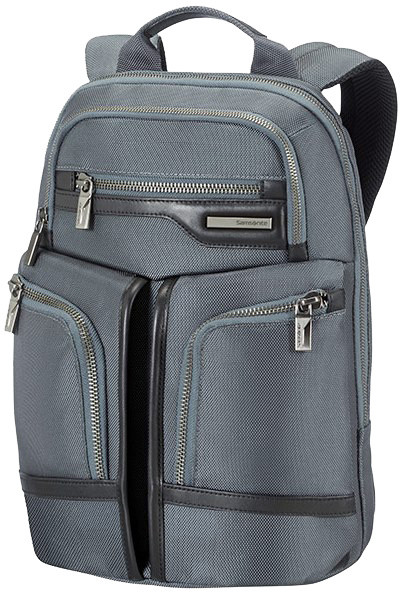 "Samsonite GT Supreme - LAPTOP BACKPACK 14.1"", šedo/černá"
