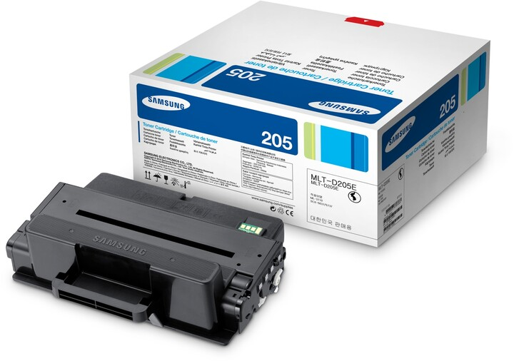 Samsung MLT-D205E/ELS, černá