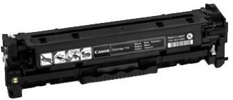 Canon CRG-718, černý - 2 pack
