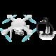 GHOSTDRONE 2.0 VR pro iOS, bílá