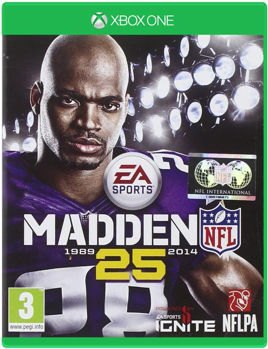 Madden NFL 25 (Xbox ONE)