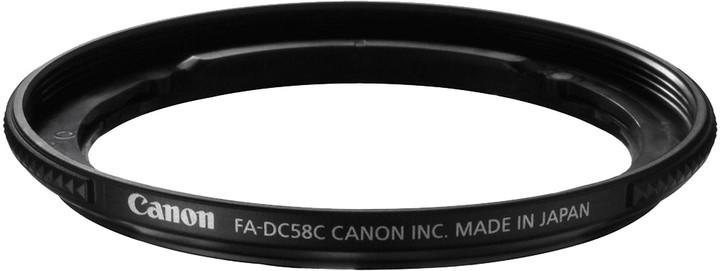 Canon FA-DC58C - redukce na filtr pro Powershot G1X