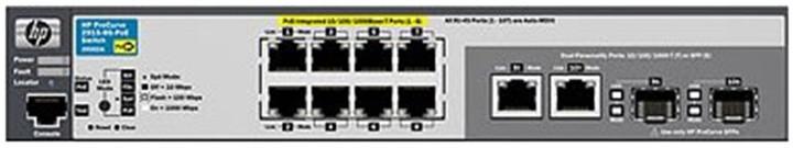 HP Aruba 2915 8G PoE