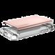 Spigen Crystal Wallet pro iPhone 7, rose gold