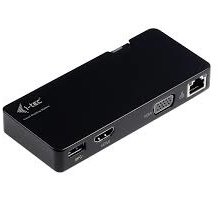 i-Tec USB 3.0 Docking Station HDMI - U3TRAVELDOCK