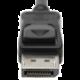 Club3D DisplayPort na DVI-D, dual link, aktivní adaptér, 46cm