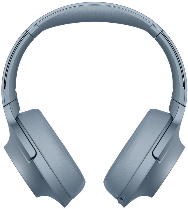 Sony WH-H900, modrá