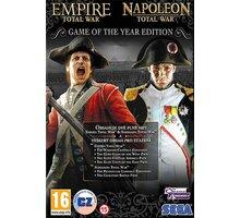 Empire Platinum Pack - PC - CGD1990