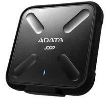 ADATA SD700, USB3.1 - 512GB, černá - ASD700-512GU3-CBK