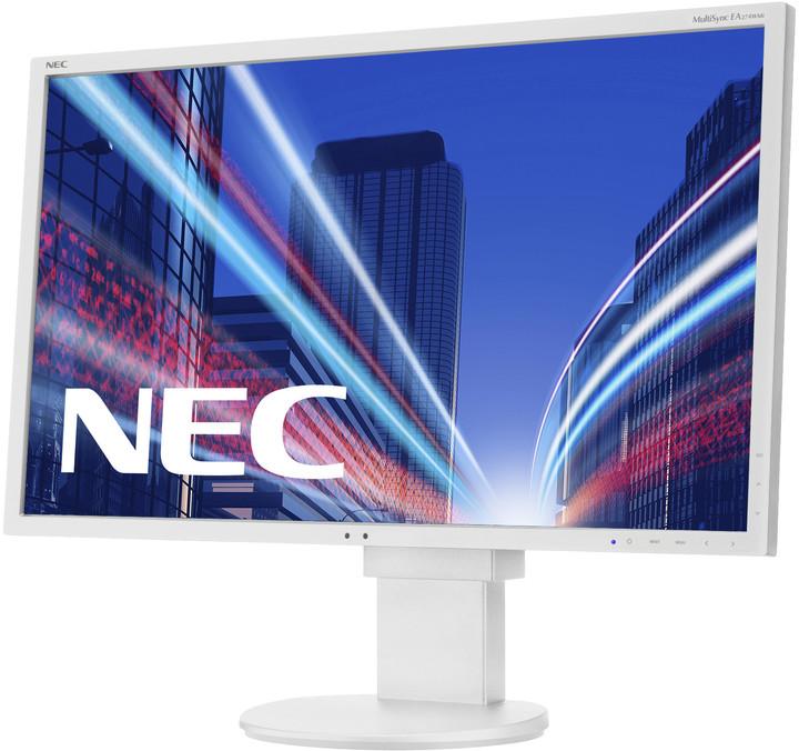 "NEC MultiSync EA304WMi-WH - LED monitor 30"""