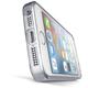 CellularLine CLEAR DUO zadní kryt pro Apple iPhone 5/5S/SE, s ochrannym rámečkem, čirý