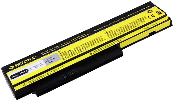 Patona baterie pro ntb IBM Lenovo X220 4400mAh Li-Ion 10,8V