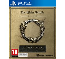 The Elder Scrolls Online - Gold Edition (PS4)