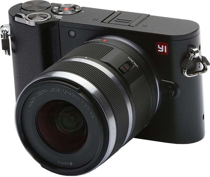 Xiaomi Yi M1 + 12-40mm, černá