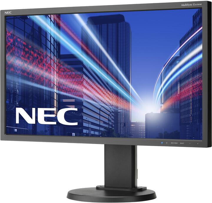 "NEC E243WMi - LED monitor 24"""