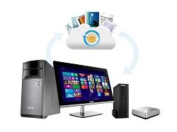 100GB ASUS WebStorage pro Desktop PC a All-in-One PC