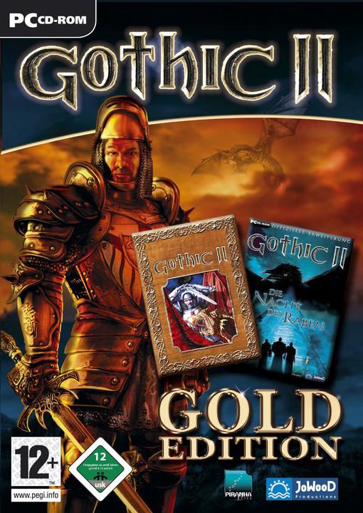 Gothic 2 GOLD (PC)