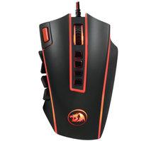 Defender Redragon Legend, černá/červená - 6950376703897