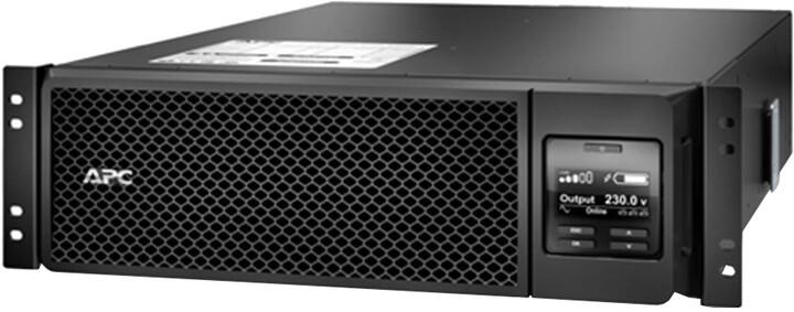 APC Smart-SRT 5000VA, 230V, RM