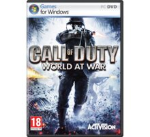 Call of Duty: World At War (PC) - PC - 33247UK