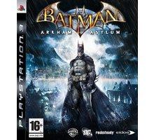 Batman Arkham Asylum (PS3) - 5021290043282