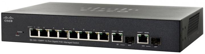 Cisco SG300-10MPP