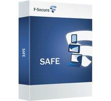 F-Secure Safe, 3 uživatelé (12 měs.) CZ - FSE0002