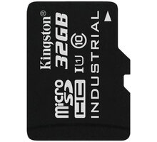 Kingston Industrial Micro SDHC 32GB Class 10 UHS-I - SDCIT/32GBSP
